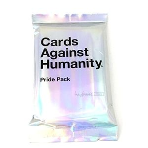 NEW - Cards Against Humanity - GLITTER PRIDE PACK